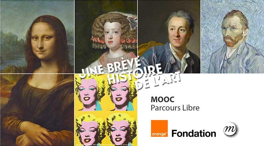 cas pratique MOOC Histoire de l'Art