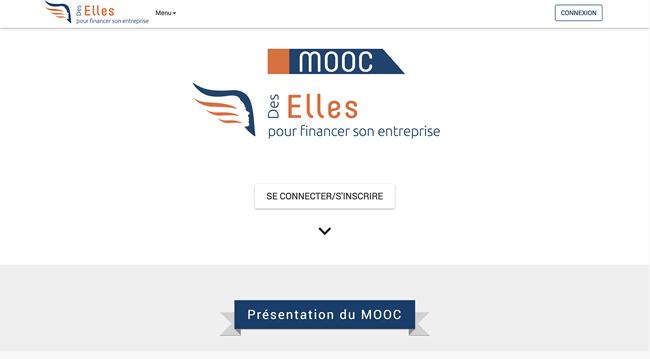 cas pratique MOOC des elles pour financer son entreprise