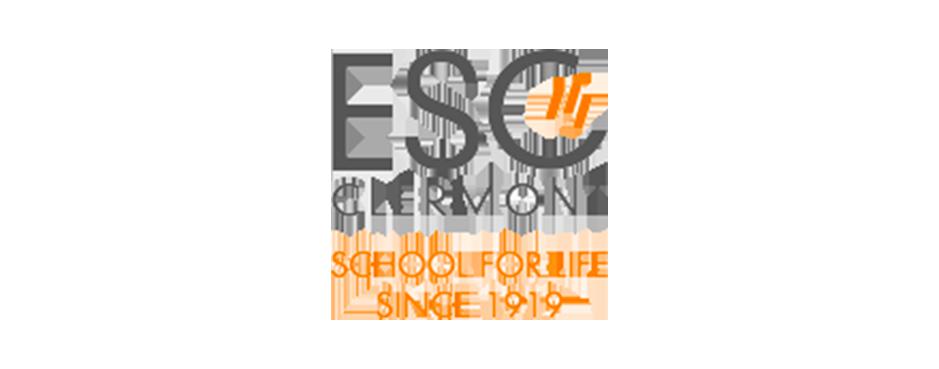 Logo Moodle Esc Clermont
