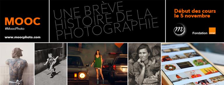Une brève histoire de la photographie