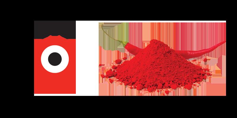 Bannière de Pimenko avec un piment